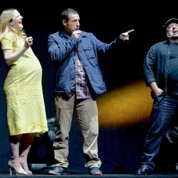 4. CinemaCon 2014, Las Vegas / Drew Barrymore, Adam Sandler und Kevin James Poster