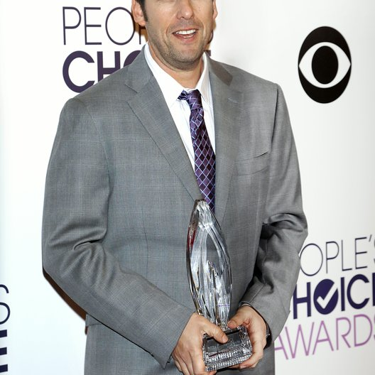 Sandler, Adam / People's Choice Awards 2015, Los Angeles Poster