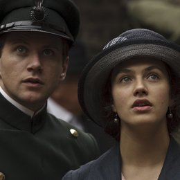 Downton Abbey / Allen Leech / Jessica Brown-Findlay Poster