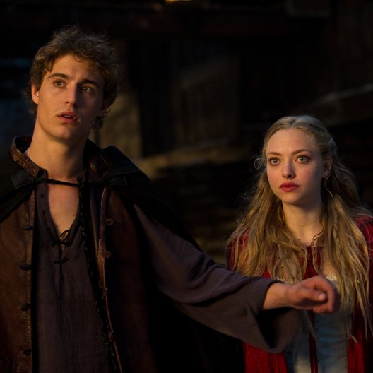 Red Riding Hood - Unter dem Wolfsmond / Red Riding Hood / Max Irons / Amanda Seyfried Poster