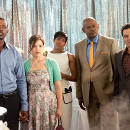 Our Family Wedding / Lance Gross / America Ferrera / Regina King / Forest Whitaker / Carlos Mencia Poster