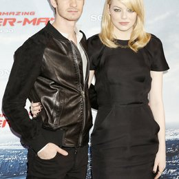 "Andrew Garfield / Emma Stone / ""The Amazing Spider Man"" Photocall Poster"