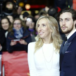 Sam Taylor-Johnson / Aaron Taylor-Johnson / Internationale Filmfestspiele Berlin 2015 / Berlinale 2015 Poster
