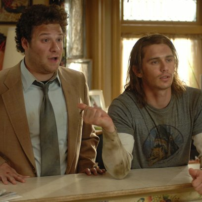 Ananas Express / Pineapple Express / Seth Rogen / James Franco Poster