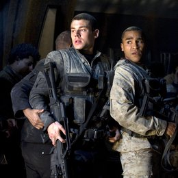 Stargate Universe / Brian J. Smith / Jamil Walker Smith Poster