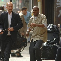16 Blocks / Bruce Willis / Mos Def Poster