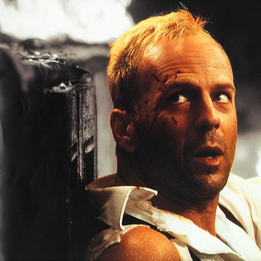 fünfte Element, Das / Bruce Willis Poster