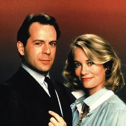 Moonlighting - Das Model und der Schnüffler (Pilotfilm) / Bruce Willis Poster