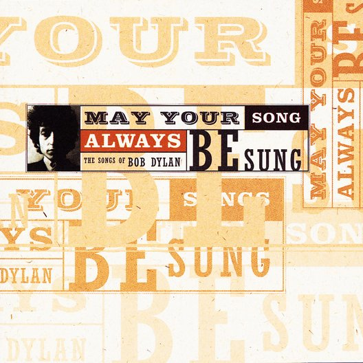 "Diverse (""May Your Song Always Be Sung - The Songs of Bob Dylan"") Poster"