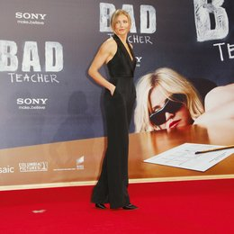 "Deutschlandpremiere ""Bad Teacher"" in Berlin, 19. Juni 2011 / Cameron Diaz Poster"