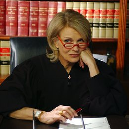 Law & Order: Trial by Jury / Candice Bergen Poster