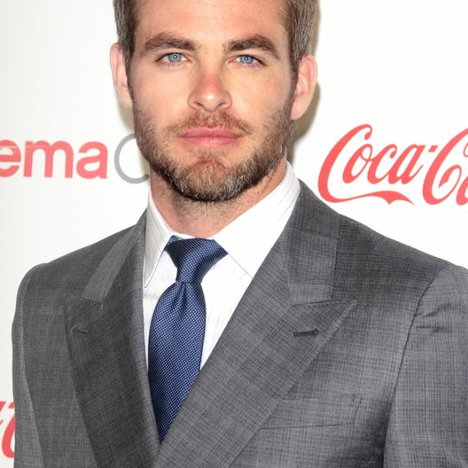 Chris Pine / CinemaCon 2013 Poster