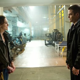 Jack Ryan: Shadow Recruit / Keira Knightley / Chris Pine Poster