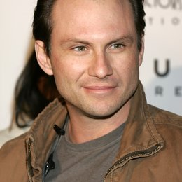 "Christian Slater / Premiere von ""Brokeback Mountain""at Mann's Village Theater, Westwood Poster"