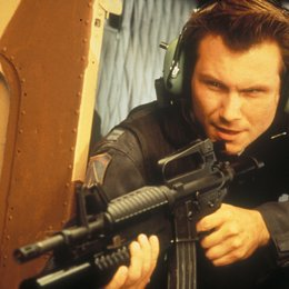 Operation: Broken Arrow / Christian Slater Poster