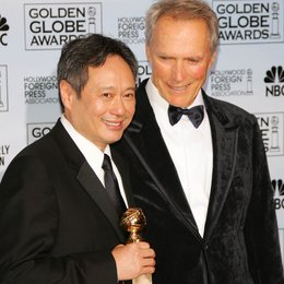 Lee, Ang / Eastwood, Clint / 63. Golden Globe Awards 2006 Poster