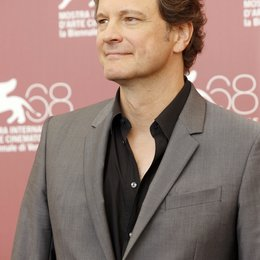 Colin Firth / 68. Internationale Filmfestspiele Venedig 2011 Poster