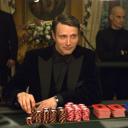 James Bond 007: Casino Royale / Mads Mikkelsen Poster