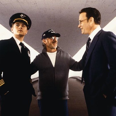 Catch Me If You Can / Leonardo DiCaprio / Steven Spielberg / Tom Hanks Poster