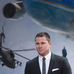 "Tatum, Channing / Premiere ""White House Down"", Berlin Poster"