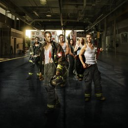 Chicago Fire / Chicago Fire (1. Staffel) / Jesse Spencer / Taylor Kinney Poster
