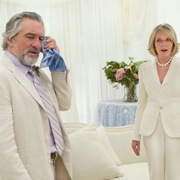 Big Wedding / Robert De Niro / Diane Keaton Poster