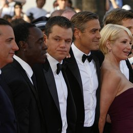 Cheadle, Don / Damon, Matt / Clooney, George / 60. Filmfestival Cannes 2007 Poster