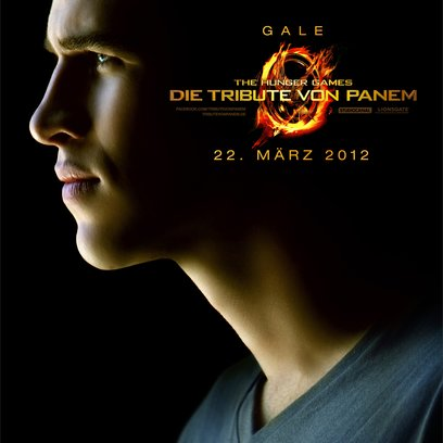Tribute von Panem - The Hunger Games, Die / Liam Hemsworth Poster