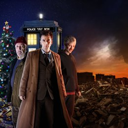 Doctor Who / Die kompletten Specials Poster