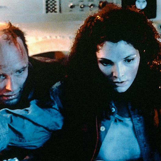 Abyss / Ed Harris Poster