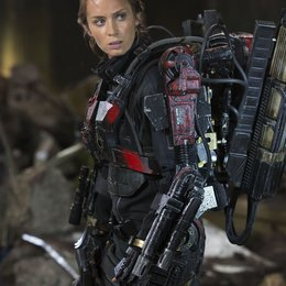Edge of Tomorrow / Emily Blunt Poster