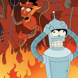 Futurama - Season 1 Collection / Futurama - Die komplette Serie Poster