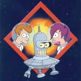 Futurama - Season 1 Collection / Futurama - Season 3 Collection Poster