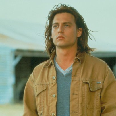 Gilbert Grape - Irgendwo in Iowa / Johnny Depp Poster