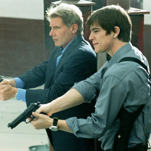 Hollywood Cops / Harrison Ford / Josh Hartnett Poster