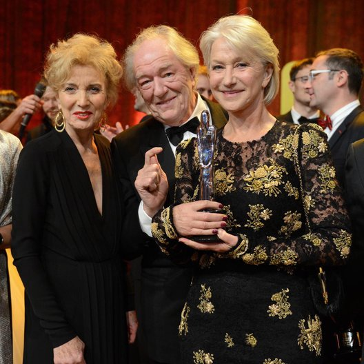 25th European Film Awards, Malta 2012 / EFA Productions / Marisa Paredes / Michael Gambon / Helen Mirren Poster