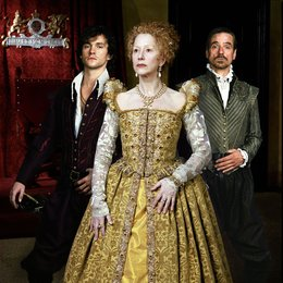 Elizabeth I. / Helen Mirren / Hugh Dancy / Jeremy Irons Poster