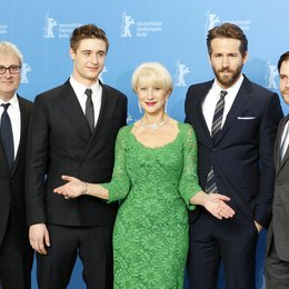 lSimon Curtis, Max Irons, Helen Mirren, Ryan Reynolds, Daniel Brühl / 65. Internationale Filmfestspiele Berlin 2015 / Berlinale 2015 Poster
