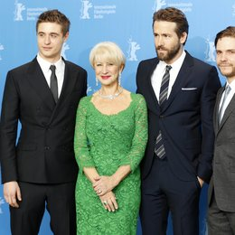 Max Irons / Helen Mirren / Ryan Reynolds / Daniel Brühl / 65. Internationale Filmfestspiele Berlin 2015 / Berlinale 2015 Poster