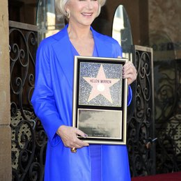 Mirren, Helen / Helen Mirren erhält einen Stern am Hollywood Walk Of Fame, Los Angeles Poster