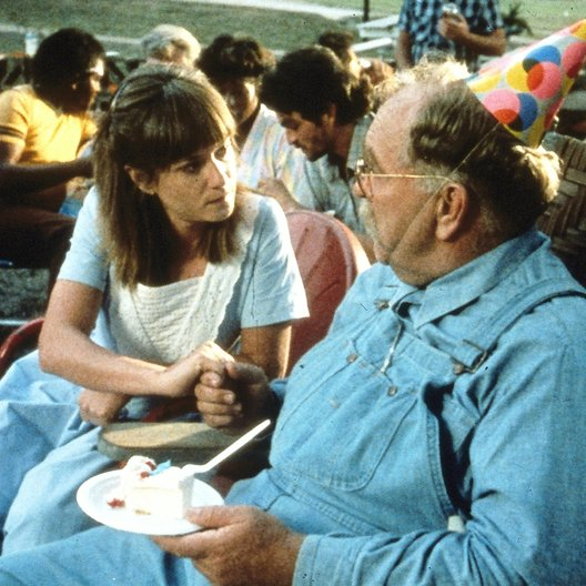 Mit Volldampf nach Chicago / Wilford Brimley / Holly Hunter Poster