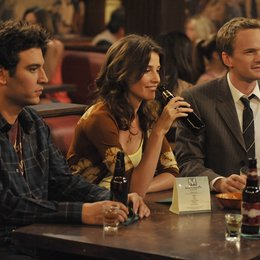 How I Met Your Mother - Season 4 Poster