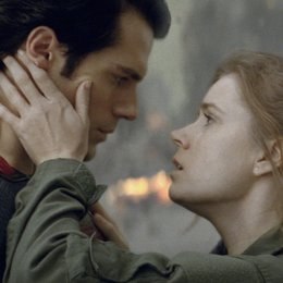 Man of Steel / Henry Cavill / Amy Adams Poster