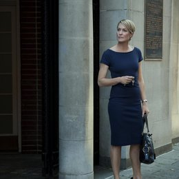 House of Cards / House of Cards (1. Staffel, 13 Folgen) / Robin Wright Poster