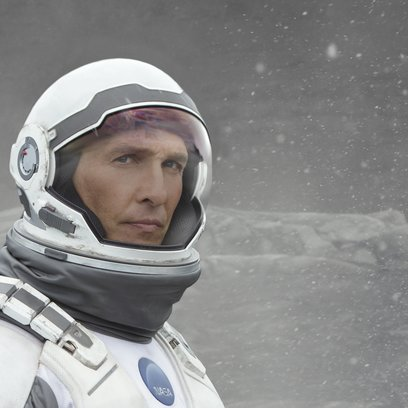 Interstellar / Matthew McConaughey Poster