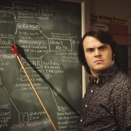 School of Rock / Jack Black Poster