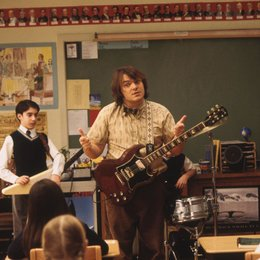 School of Rock / Jack Black / Joey Gaydos Poster