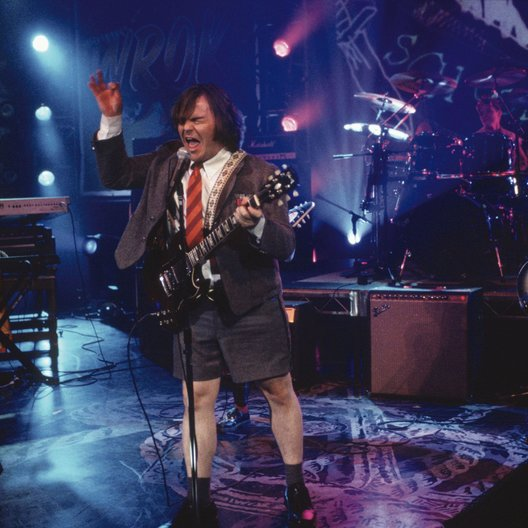 School of Rock / Jack Black / Robert Tsai / Rebecca Brown Poster