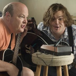 Tenacious D - Kings of Rock / Kings of Rock - Tenacious D / Tenacious D in: The Pick of Destiny / Jack Black Poster