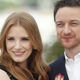 Jessica Chastain / James McAvoy / 67. Internationale Filmfestspiele von Cannes 2014 Poster